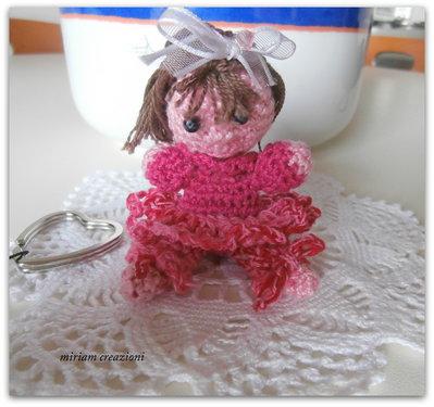 Bambolina Dolly Amigurumi