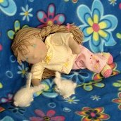 bambola waldorf Tenerina, 35 cm