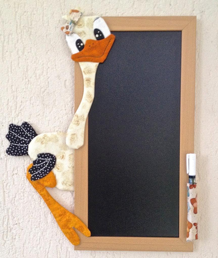 lavagna dodo per i tuoi appunti di cucina e non