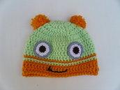 Cappellino di lana per bambino
