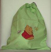 sacchetto con Winnie the pooh