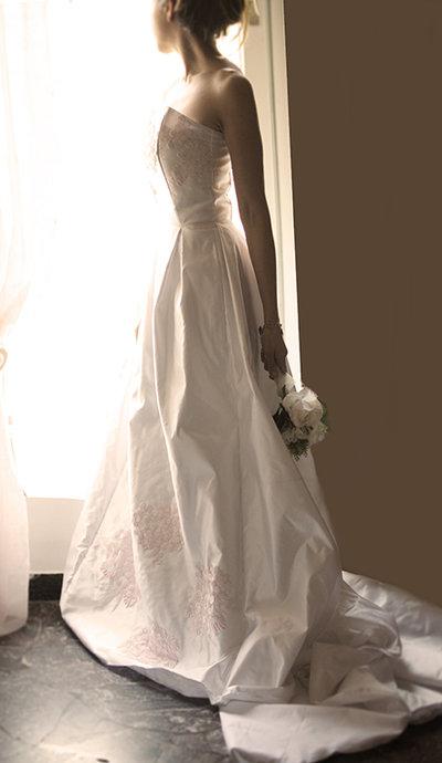 Abito da sposa Ortensia