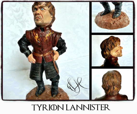Miniatura fanart di Tyrion lannister -Games of thrones-