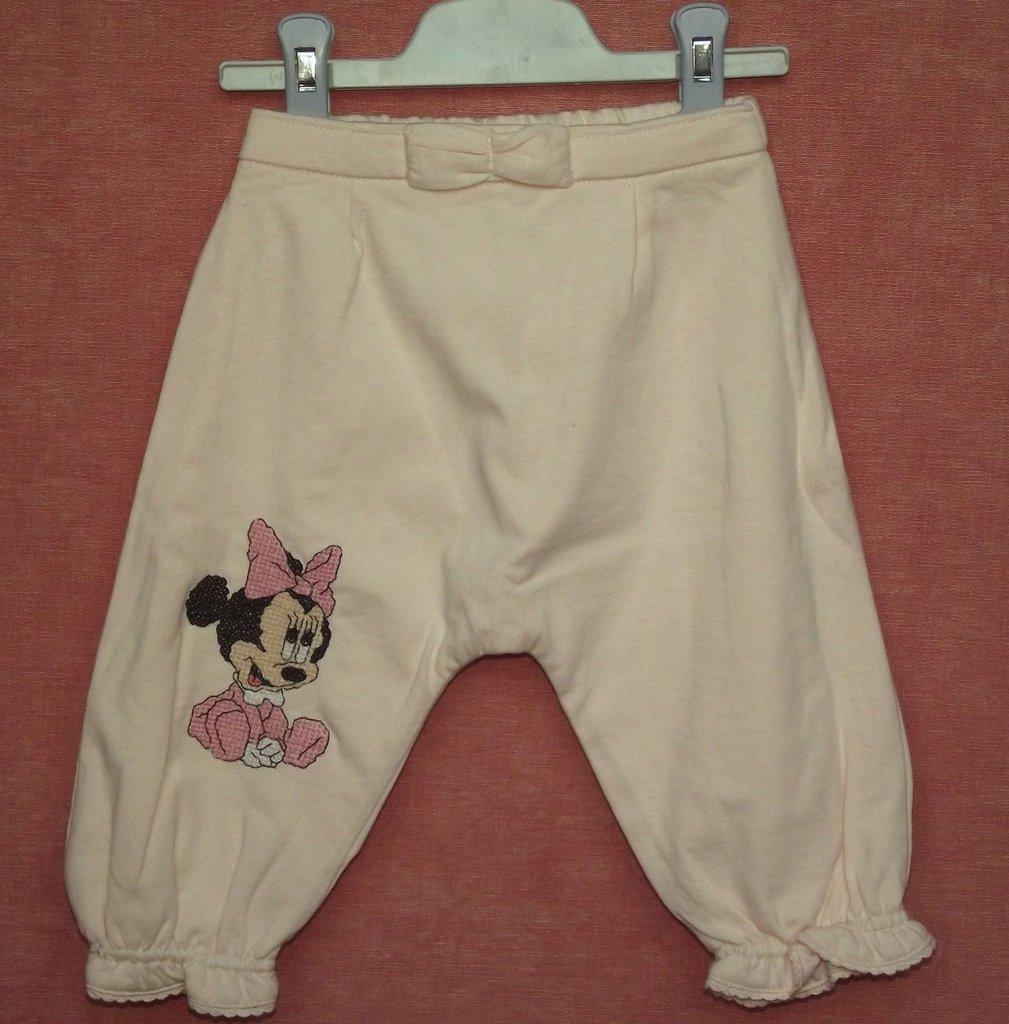 pantaloncini con Minnie