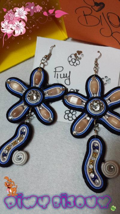 "Orecchini ""Flower Paradaise"""