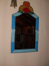 specchio in tifany