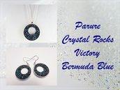 """""""Victory BB"""" - Parure in cristallo Swarovski"""