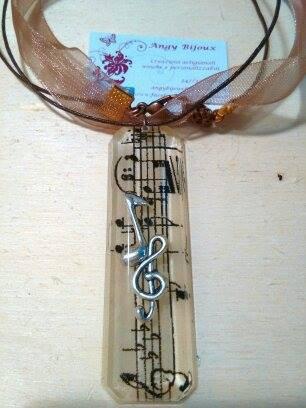 Collana Nota musicale