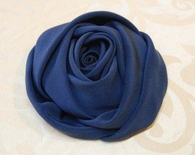 Rosa Girata Silk