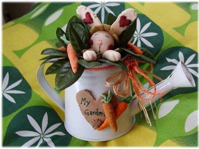 Bunny- My garden