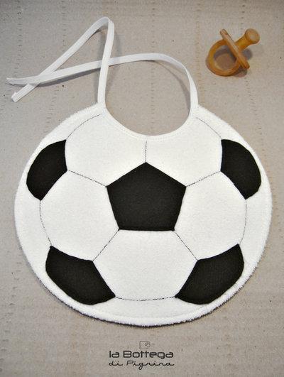 Bavaglino Pallone da Calcio