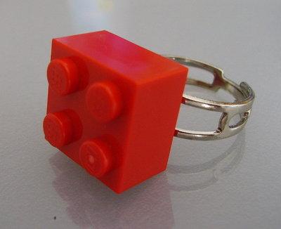 Anello Tilego Red