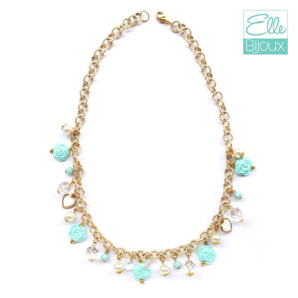Collana Stardust Gold