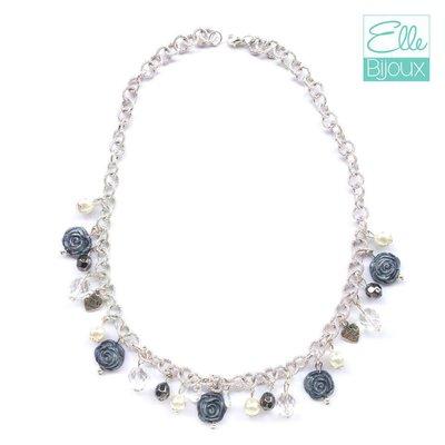 Collana Stardust Silver