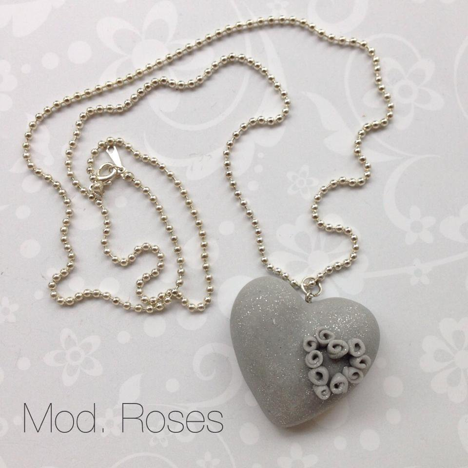 Collana Love Roses