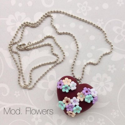 Collana Love Flowers