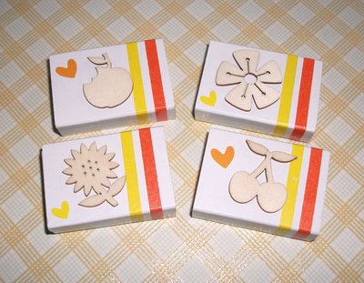 Scatoline decorate per regali - *Summer Packaging* Voglia d'Estate!