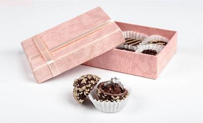 Scatola Porta Cioccolatini