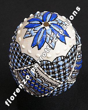 Uova di pasqua decorate a mano feste pasqua di - Uova di pasqua decorati a mano ...