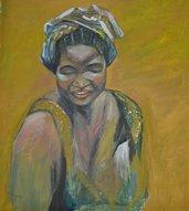 """""""AFRICA"""" - Dipinto a mano"""