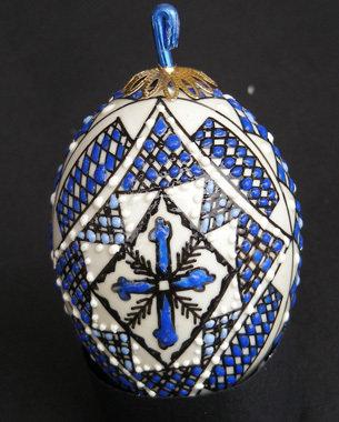 Uova di pasqua decorate a mano per la casa e per te - Uova di pasqua decorati a mano ...