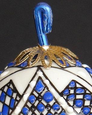 Uova di pasqua decorate a mano per la casa e per te decorare ca su misshobby - Uova di pasqua decorati a mano ...