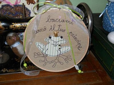 Telaietto embroidery hoop