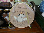 Telaietto embroidery hoop