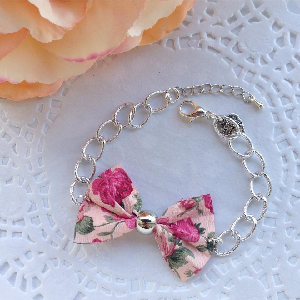 Bracciale Floreal Rosa