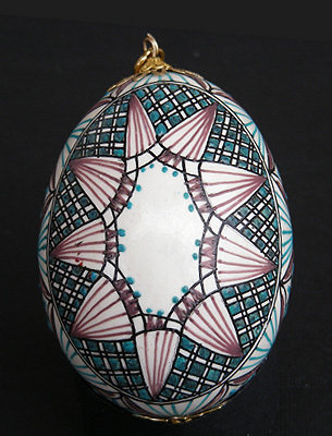 Uova dipinte .