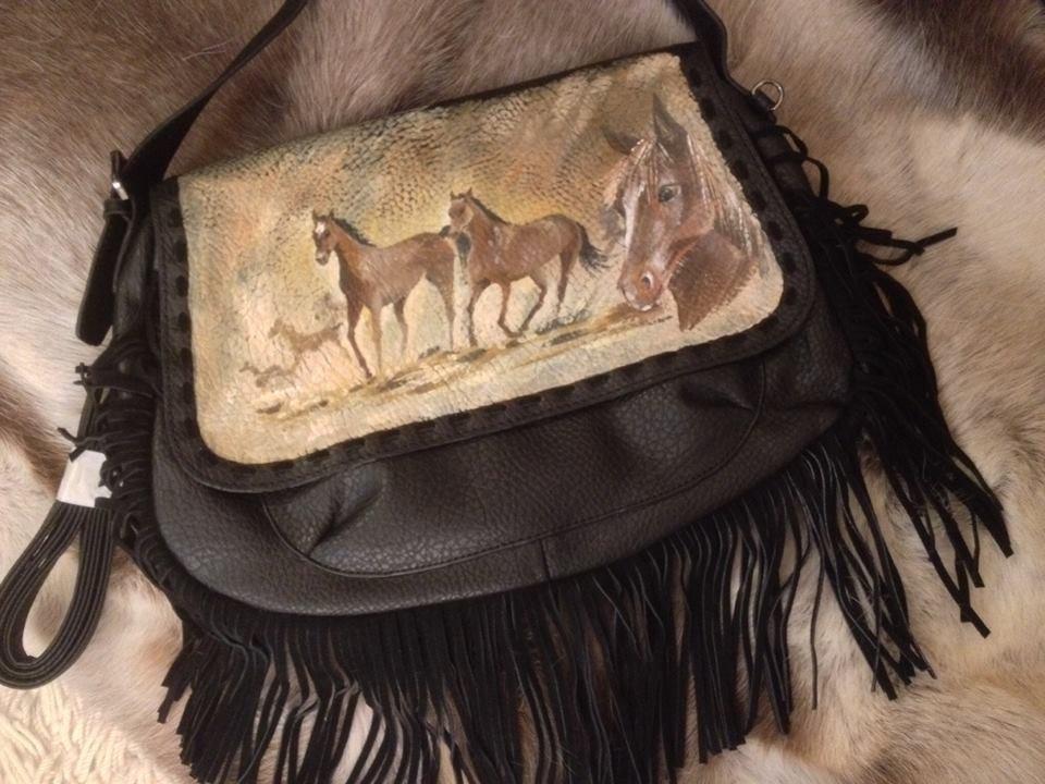 Borsa Corsa di cavalli