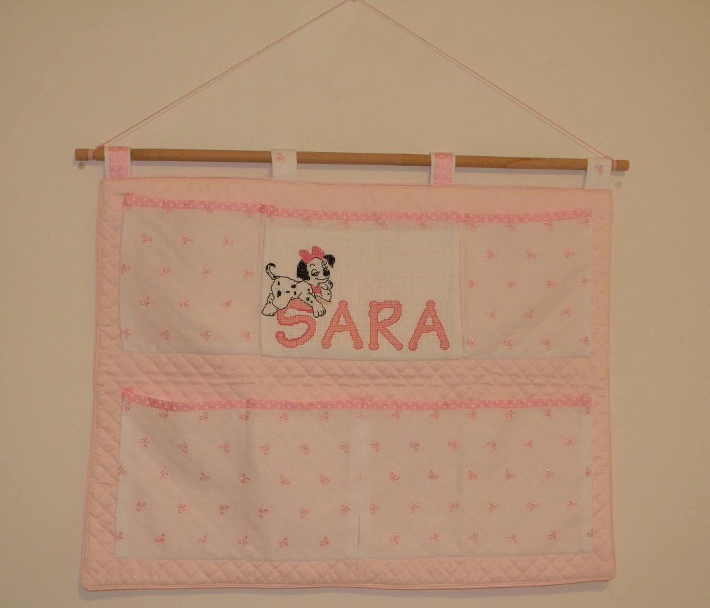 Pannello con tasche portaoggetti per bambini bambini - Pannello portaoggetti ...