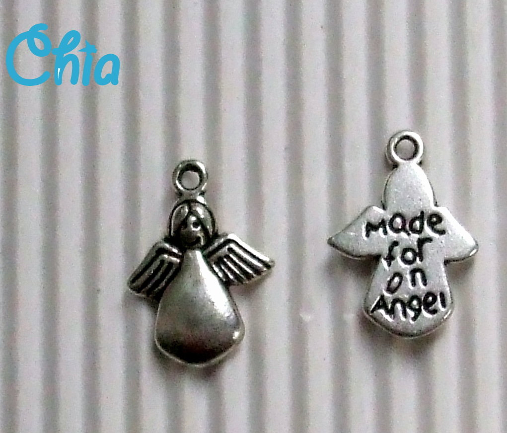 "8 charms angioletto ""made for an angel"""