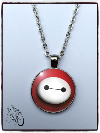 Big hero 6-Baymax collana ispirata