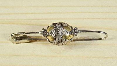 spilla perla argento 925 samarcanda