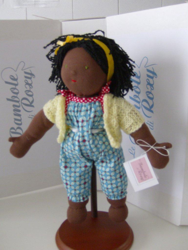 Bambola Anna, personalizzabile
