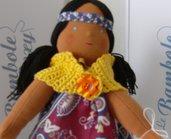 Bambola Sara, personalizzabile