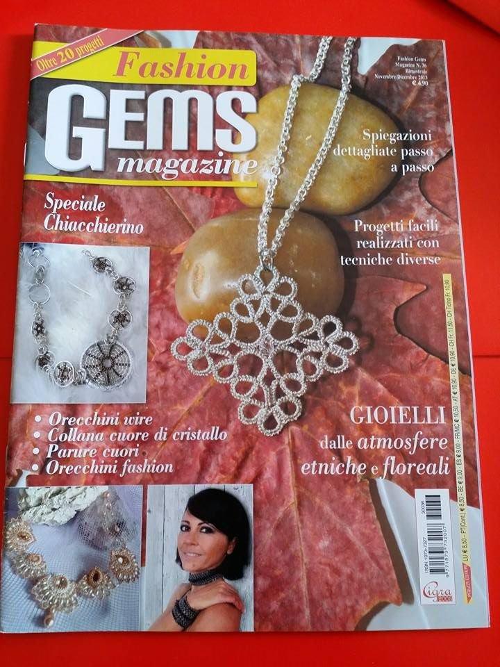 FASHION GEMS MAGAZINE n. 36