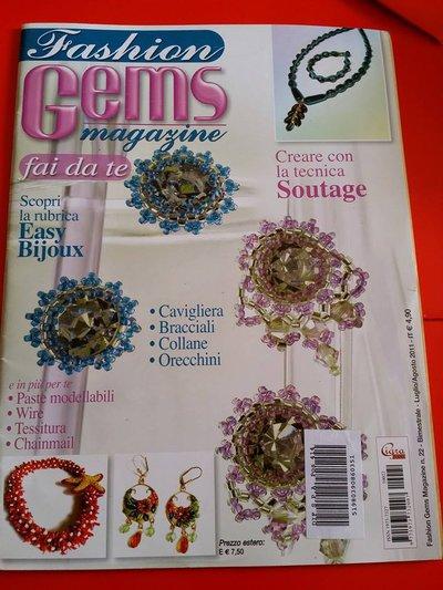FASHION GEMS MAGAZINE n. 22