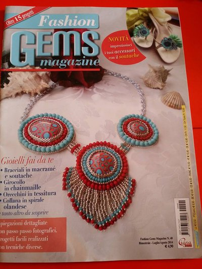 FASHION GEMS MAGAZINE n. 40