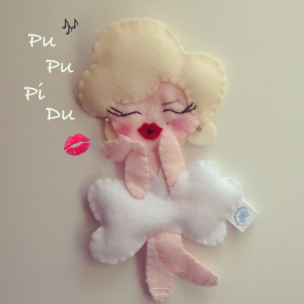 Marilyn Monroe Doll