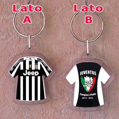 Juventus Portachiavi Economici