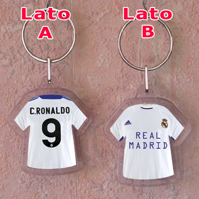 Portachiavi Real Madrid
