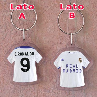Portachiavi Real Madrid