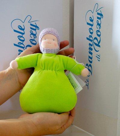 Bambola da culla Eugenia