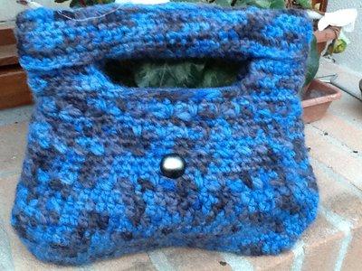 Bluette grigio azzurro