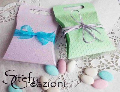 Scatoline Porta Confetti / Bomboniere