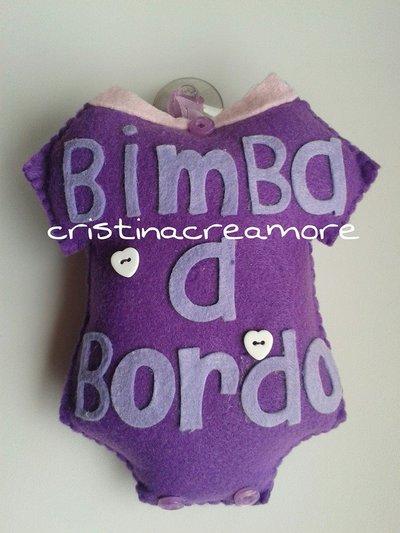 BIMBA A BORDO BODY