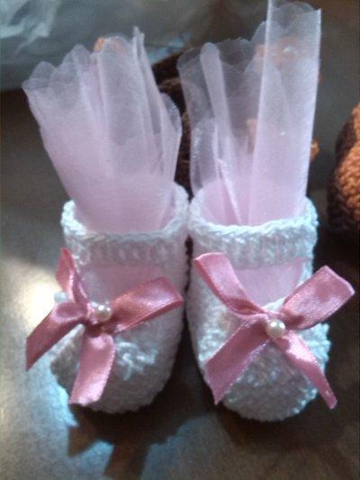scarpette porta confetti