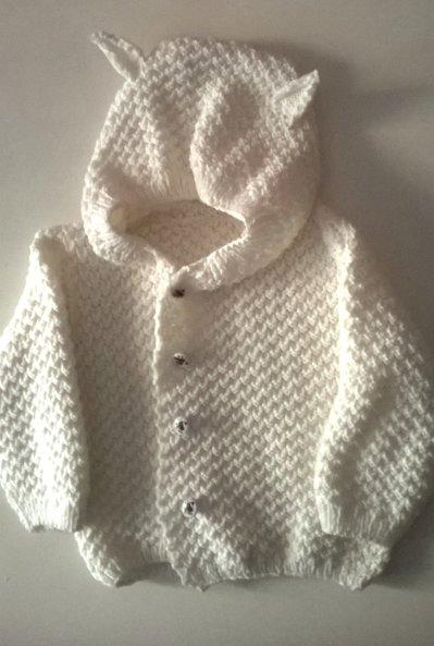 Golfino baby in lana merino 100%